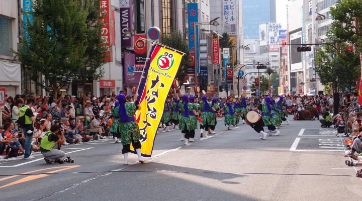 沖縄の魂の踊り、エイサー