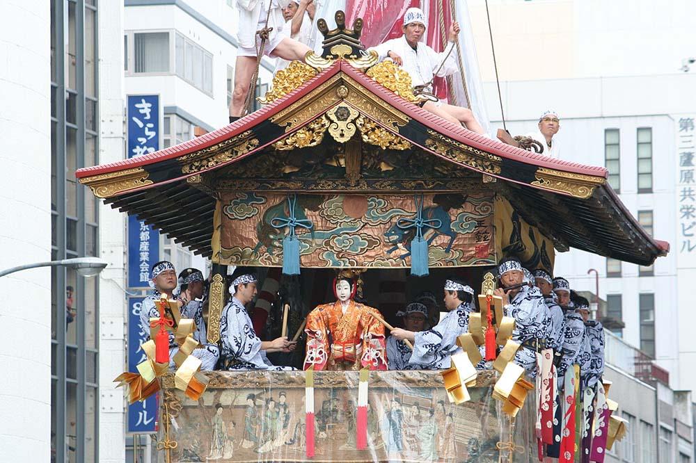 京都祇園祭り